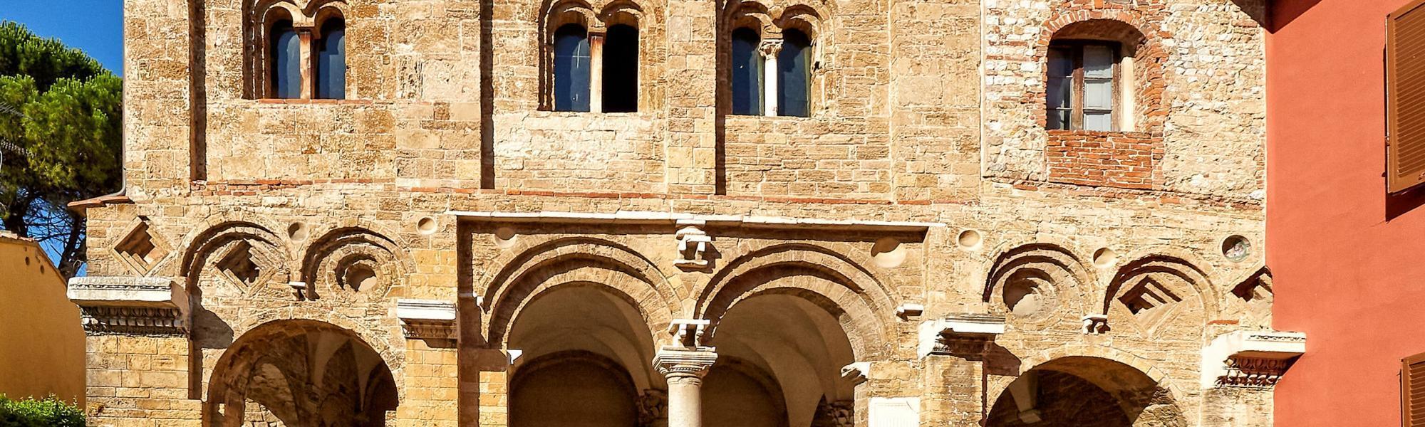 Chiesa di San Zeno (M. Cerrai, Comune di Pisa)