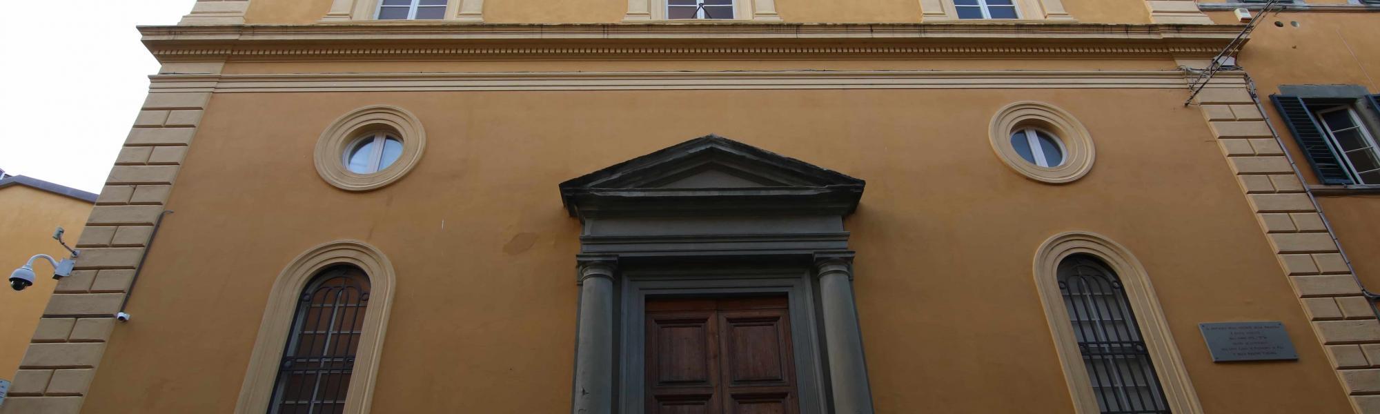 Facciata - Sinagoga (A. Matteucci)