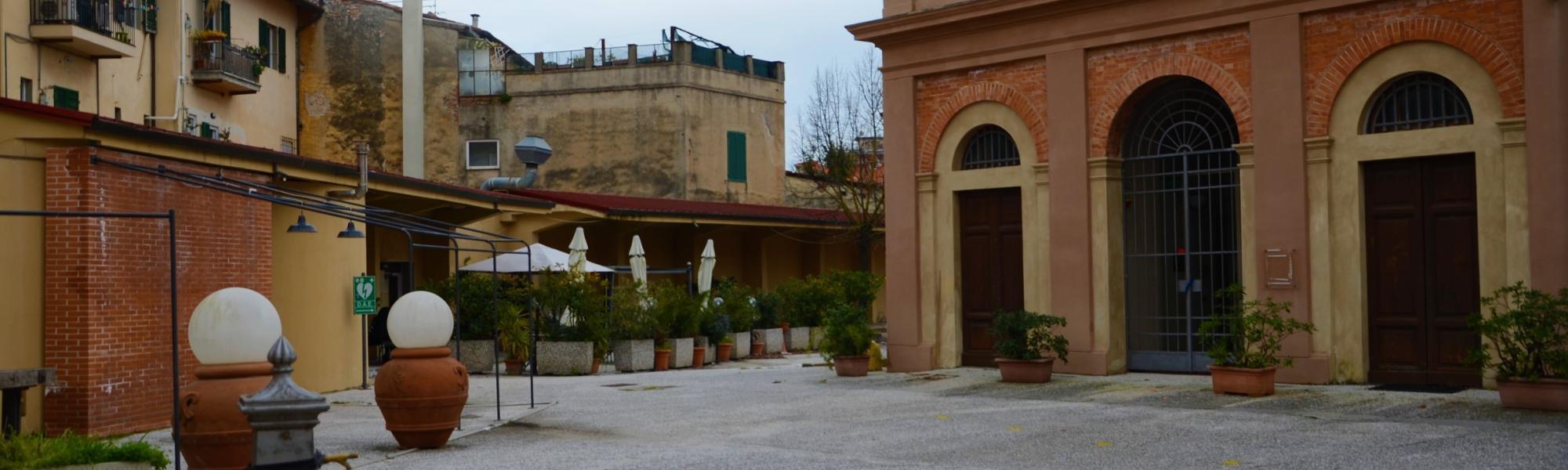 Stazione Leopolda (L. Corevi, Comune di Pisa)