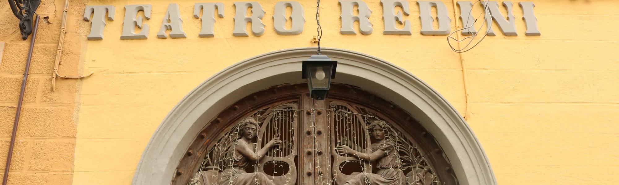 Lunetta  Ex Teatro Redini