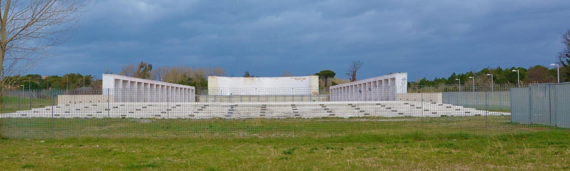 Teatro di Calambrone (L. Corevi, Comune di Pisa)
