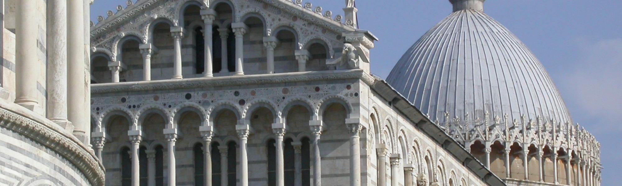 Particolari Piazza del Duomo (Opera Primaziale di Pisa)