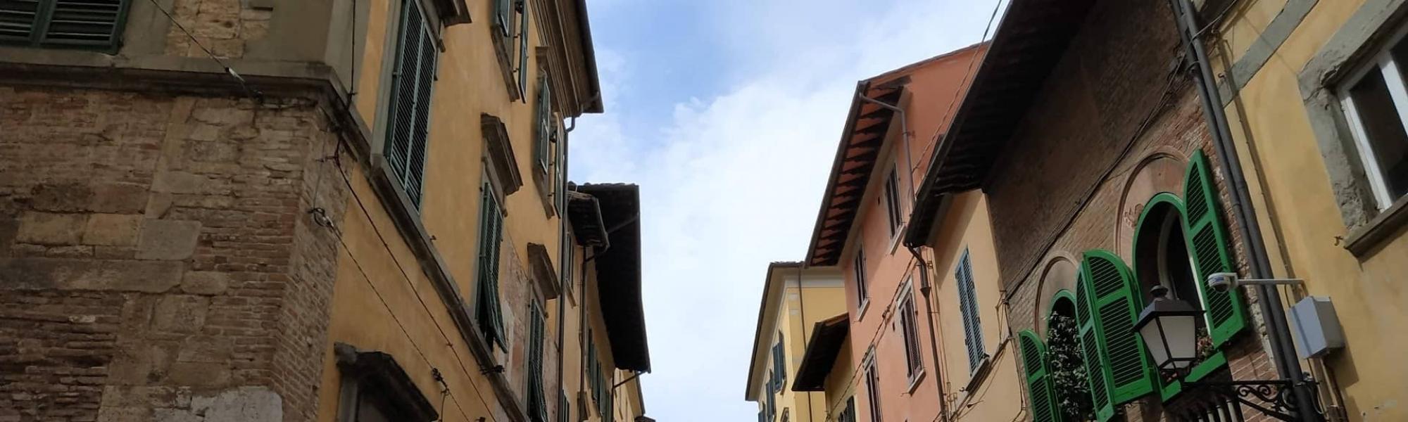 Scorcio Via San Martino (R. Cardini)