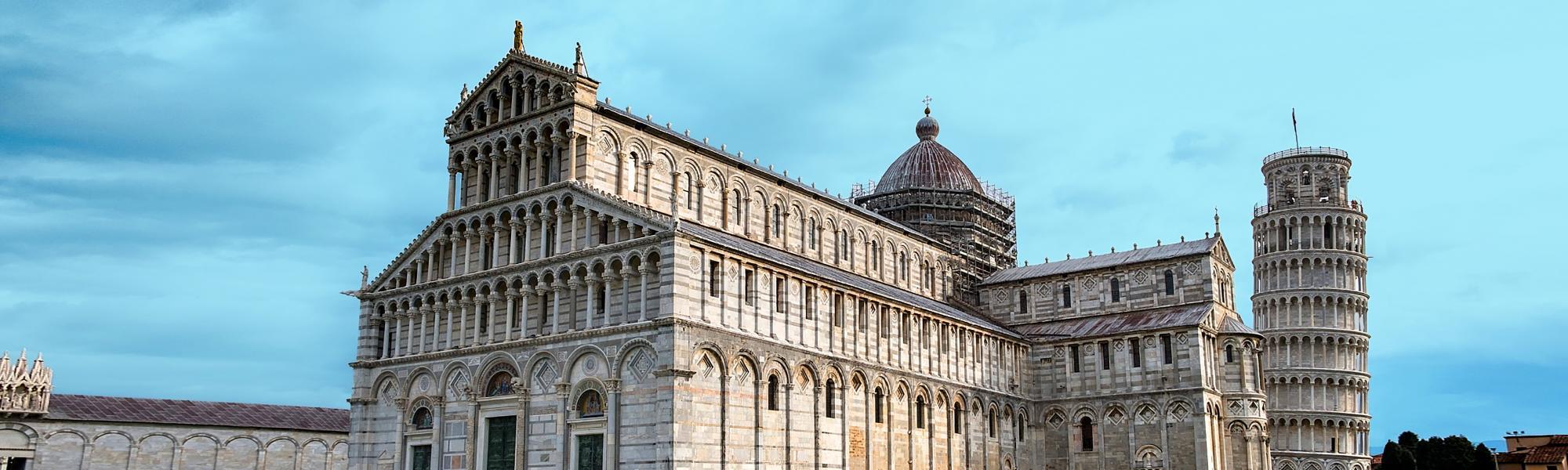 Duomo di Pisa e Torre pendente