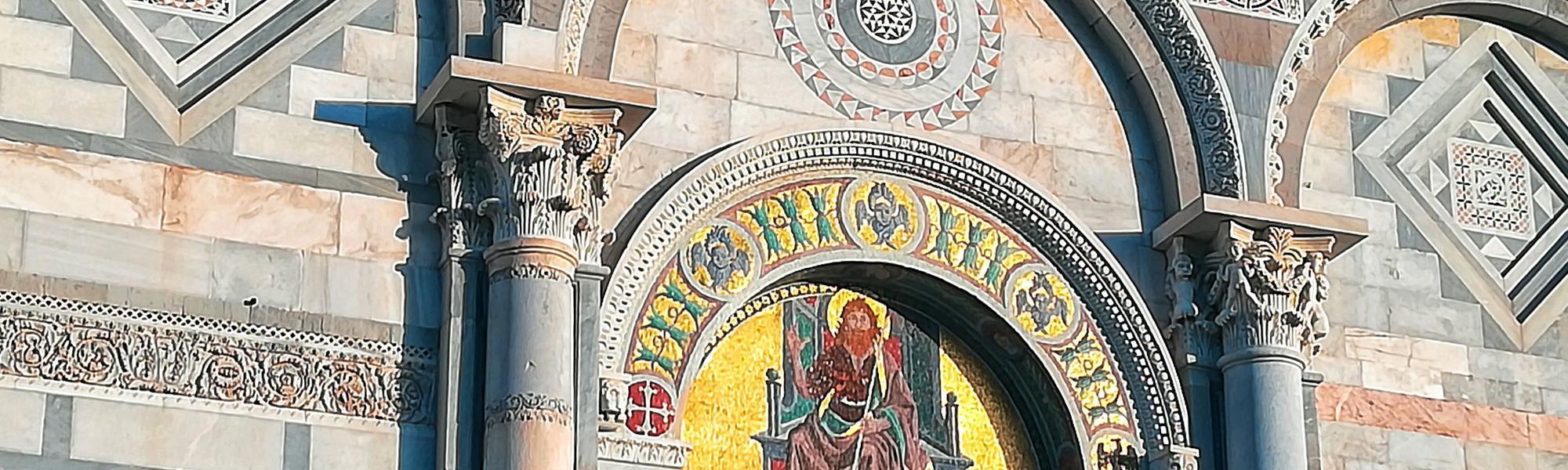 Lunetta del Duomo di Pisa