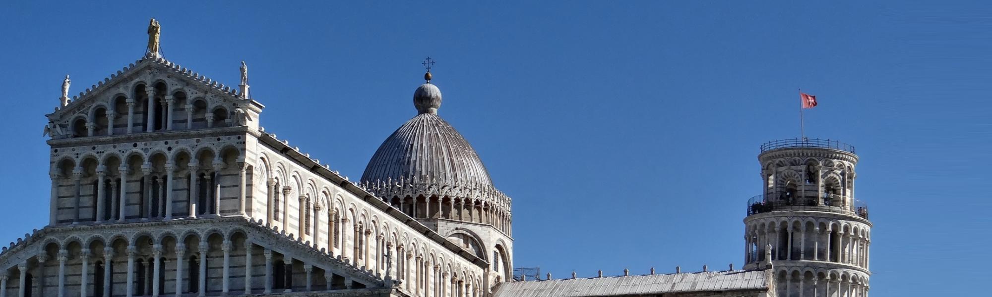 Piazza del Duomo skyline monumenti
