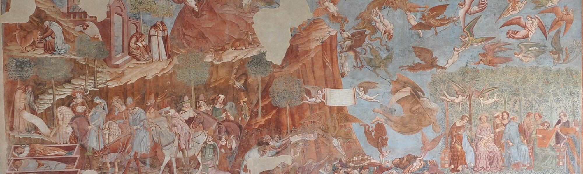 Trionfo della Morte (B. Buffalmacco) - Camposanto monumentale