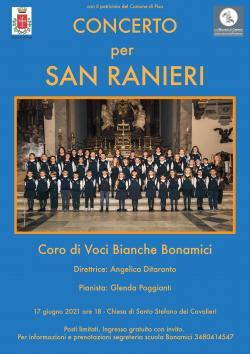 Concerto per San Ranieri