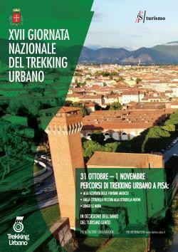 XVII° Giornata del Trekking Urbano