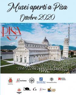 Musei aperti a Pisa Ottobre 2020