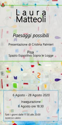 Paesaggi possibili -  Laura Matteoli