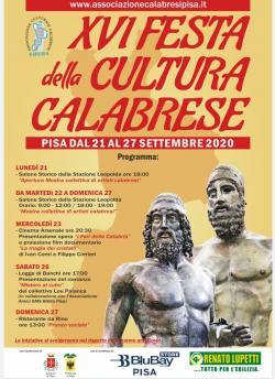 XVI Festival Della Cultura Calabrese