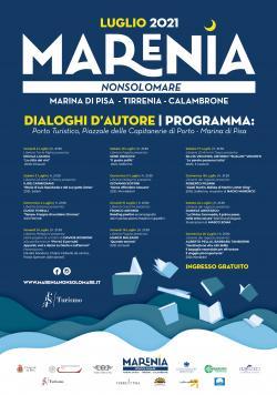 Marenia NonSoloMare 2021 - Dialoghi d'autore