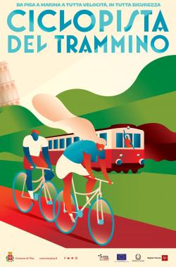 Inaugurazione della Ciclopista del Trammino a San Piero a Grado e inaugurazione di Piazza Baleari