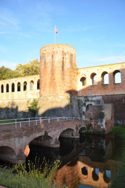 Cittadella Nuova (L. Corevi, Comune di Pisa)