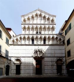 Facciata S.michele Borgo