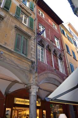Casa Vanni in Borgo Stretto (L. Corevi, Comune di Pisa)