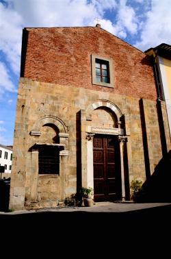 Chiesa di San Jacopino in Orticaia