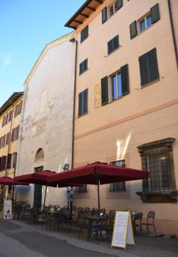 Chiesa di Santa Eufrasia (L. Corevi, Comune di Pisa)