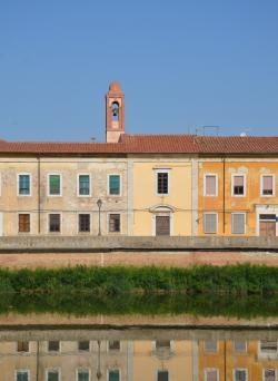 Chiesa dei SS. Vito e Ranieri (L. Corevi, Comune di Pisa)