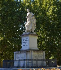 Statua Pietro Leopoldo di Lorena Piazza Martiri della Libertà (L. Corevi, Comune di Pisa)