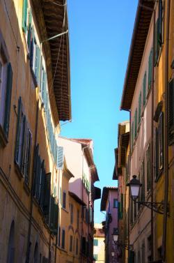 Via Tavoleria (L. Corevi, Comune di Pisa)