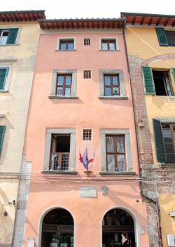 Casa natale di Galileo Galilei (G. Bettini, Comune di Pisa)