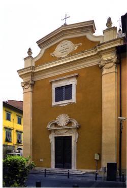 Esterno - Chiesa di Sant'Anna (D. Stiaffini)