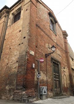 Facciata - Chiesa di S. Bernardo (