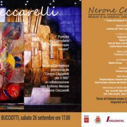 """""""Nerone Ceccarelli: espressionismo, costruttivismo, astrattismo, versus Gruppo NP2. Momenti di un sodalizio: Jolanda Novi e Gianni Patuzzi"""""""