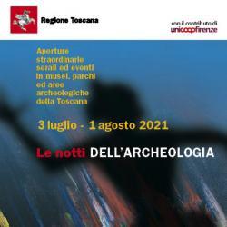 Notti dell'archeologia 2021