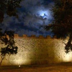 Mura by night