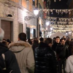 Notte Bianca In Blu Pisa