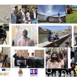 """""""Le città invisibili"""" Exhibition Event 11 giugno ore 18 a Pisa. La mostra temporanea dei dieci protagonisti arriva a Palazzo Gambacorti."""