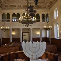 Riapertura cimitero e sinagoga ebraica