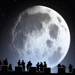 Sulle Mura di PIsa ammirando stelle e pianeti