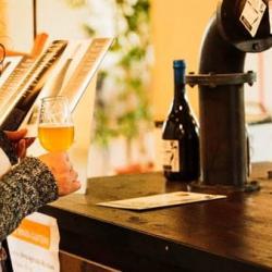 Beeriver alla stazione Leopolda