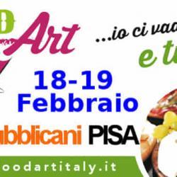 Food Art Italy Fiera Enogastronomica 18 E 19 Febbraio 2017 Pisa