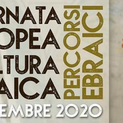 Giornata Europea della cultura ebraica, 21° edizione