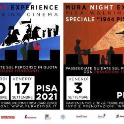 Mura di Pisa ''Night Experience''