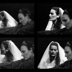 """Riparte la Stagione al Teatro Nuovo con """"La sposa guerra"""" di Annick Emdin"""