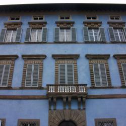 Riapertura mostra Palazzo blu