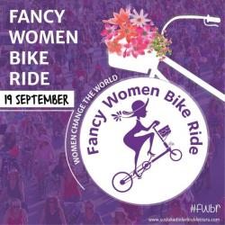 La Fancy Women Bike Ride arriva anche a Pisa