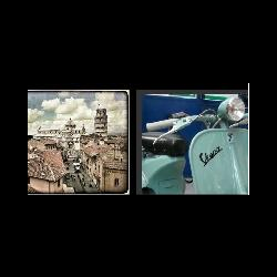 Pisa Vespa