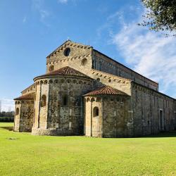 Basilica di San Piero a Grado (G. Bettini, Comune di Pisa)