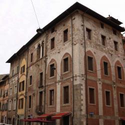 Case torri Miniati - Via S. Maria (A. Matteucci)