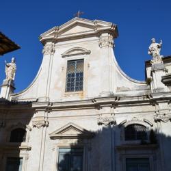 Chiesa di San Silvestro (L. Corevi, Comune di Pisa)