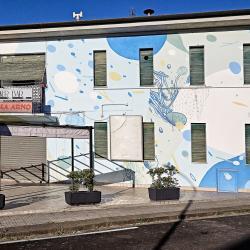 Cinema Arno, facciata (M. Cerrai, Comune di Pisa)