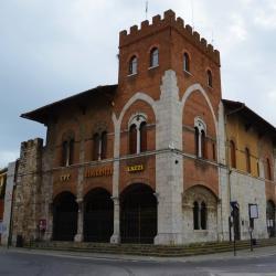 Ex stazione C.P.T. (L. Corevi, Comune di Pisa)