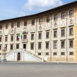 Facciata - Palazzo dei Cavalieri di Santo Stefano  (G. Bettini, Comune di Pisa)